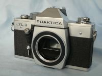 ' 42MM ' Praktica LTL3 M42 SLR Camera £4.99